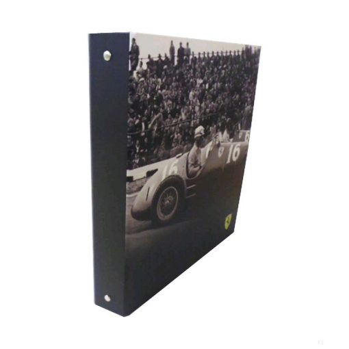 Ferrari Big Folder, Black, 2019 - FansBRANDS