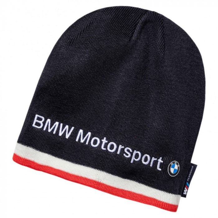 2017, Blue, Adult, BMW Team Beanie