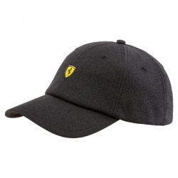 2017, Black, Adult, Puma Ferrari Fan Baseball Cap