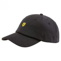 2018, Black, Kids, Puma Ferrari Fan Baseball Cap