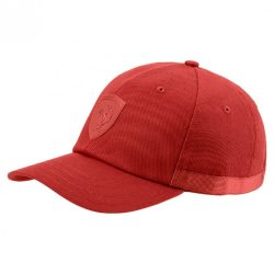 2017, Red, Adult, Puma Ferrari Lifestyle Baseball Cap