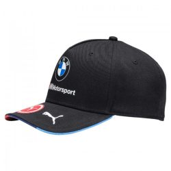 2019, Antracit Black, Adult, Puma BMW Team Baseball Cap