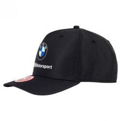2018, Black, Adult, Puma BMW MSP Cap