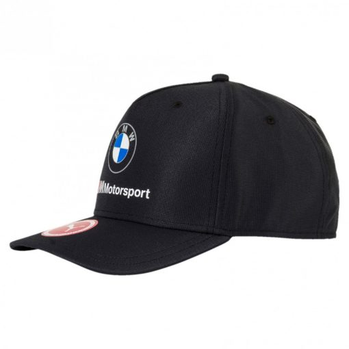 Puma BMW MSP Cap, Black, 2018 - FansBRANDS