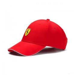 2019, Red, Puma Ferrari Scudetto Baseball Cap