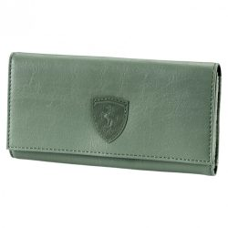 2018, Green, Puma Ferrari Lifestyle Womens Wallet