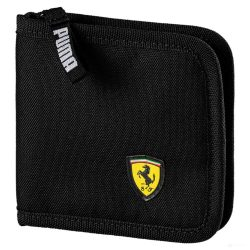 2019, Black, Puma Ferrari Fanwear Wallet