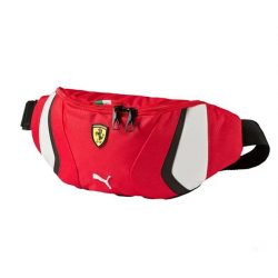 2017, Red, Puma Ferrari Racing Waist Bag