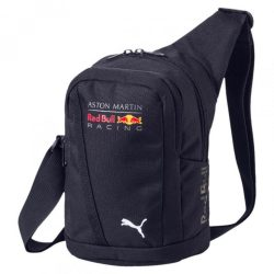 2018, Blue, 24x20x9 cm, Puma Red Bull Racing Shoulder Bag