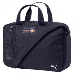 2018, Blue, 42x32x11 cm, Puma Red Bull Messenger Bag