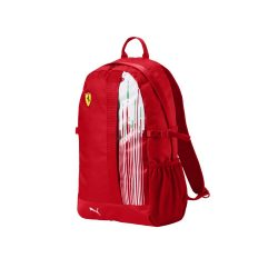 2018, Red, 29x47x17 cm, Puma Ferrari Racing Backpack