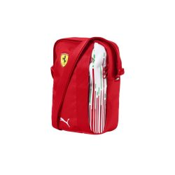 2018, Red, 24x20x9 cm, Puma Ferrari Team Line Shoulder Bag