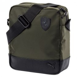 2018, Green, 23x17x7 cm, Puma Ferrari LS Portable Bag