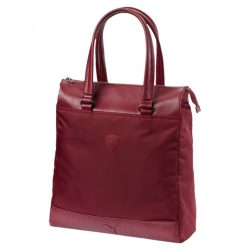 2018, Claret, 39x35x18 cm, Puma Ferrari Shopper Womens Bag