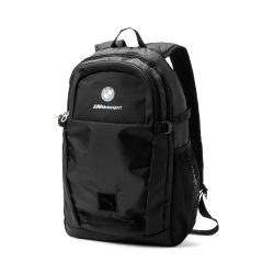 2019, Black, Puma BMW Motorsport Backpack