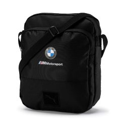 2019, Black, Puma BMW Motorsport Sidebag