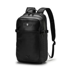 2019, Black, Puma Ferrari Lifestyle Backpack