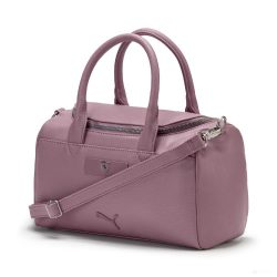 2019, Elderberry, Puma Ferrari Womens Scuderia LS Handbag