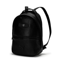 2019, Black, Puma Ferrari LS Zainetto Backpack