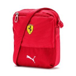 2019, Red, Puma Ferrari Team Sidebag