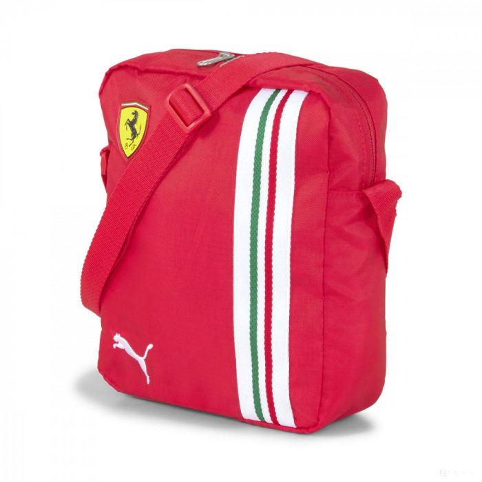 2020, Red, Puma Ferrari Replica Sidebag