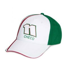 2017, White, Adult, FI Perez Checo Mexico Baseball Cap