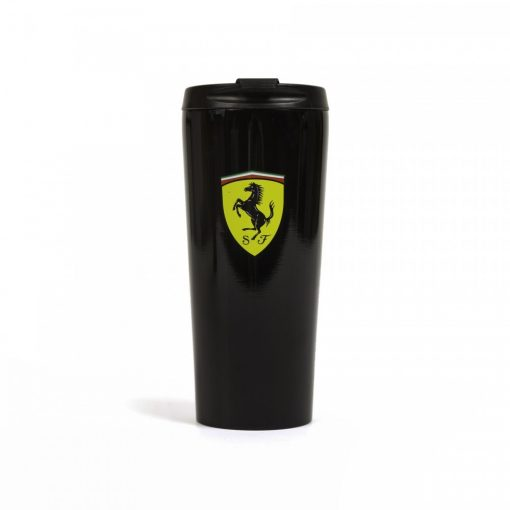 2017, Black, Ferrari Scudetto Termo Mug