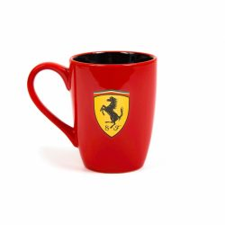 2018, Red, 300 ml, Ferrari Scudetto Mug