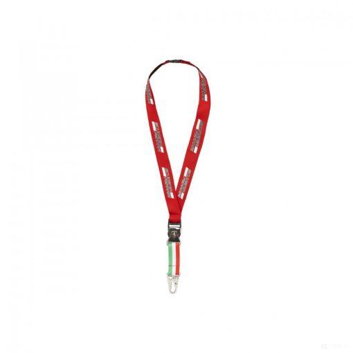 2019, Red, Ferrari Scuderia Lanyard