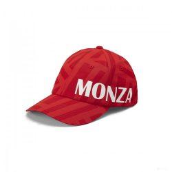 2019, Red, Adult, Ferrari Monza Baseball Cap