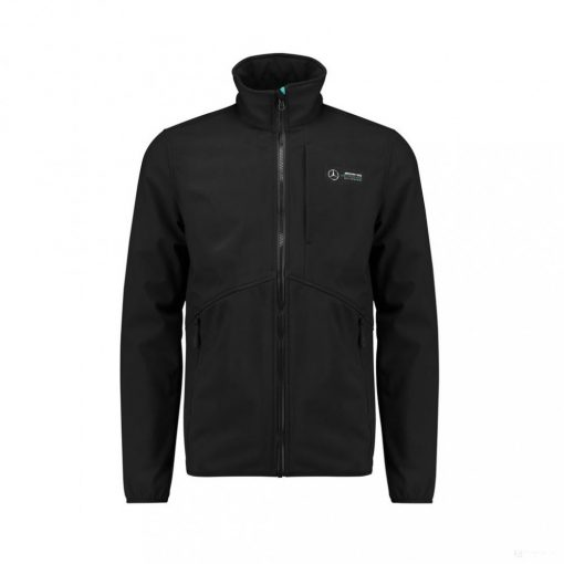 Mercedes Logo Softshell, Black, 2020 - FansBRANDS