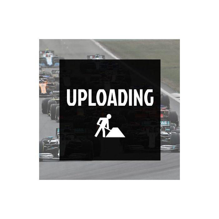 2018, Black, XS, Mercedes Team Rain Jacket