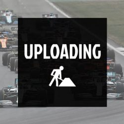 2019, White, Mercedes Round Neck Team T-Shirt