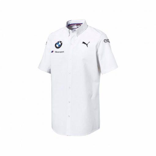BMW Motorsport Shirt, White, 2018 - FansBRANDS