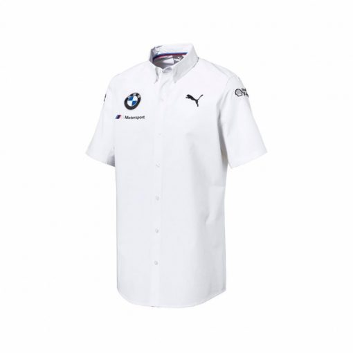 BMW Motorsport Shirt, White, 2018 - FansBRANDS