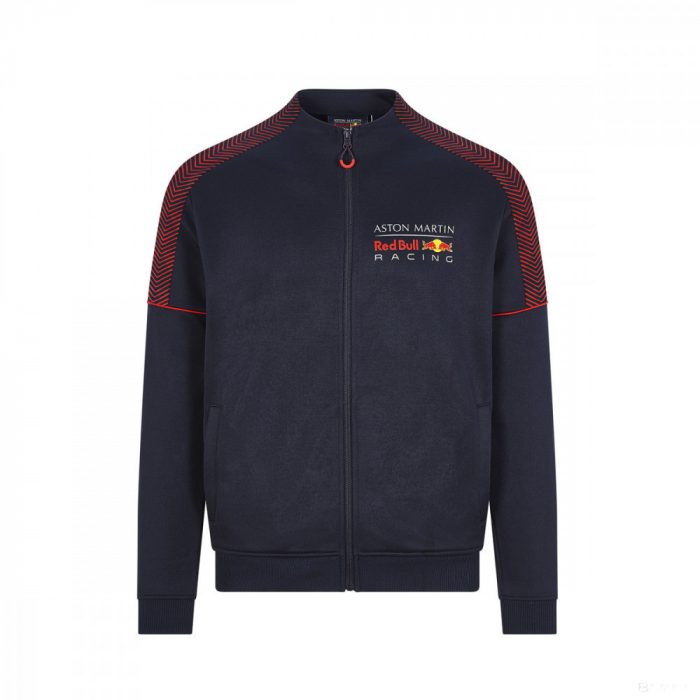 2020, Blue, Red Bull Track Sweater