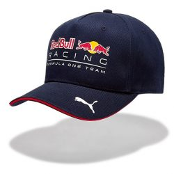 2017, Blue, Adult, Red Bull Team Baseball Cap
