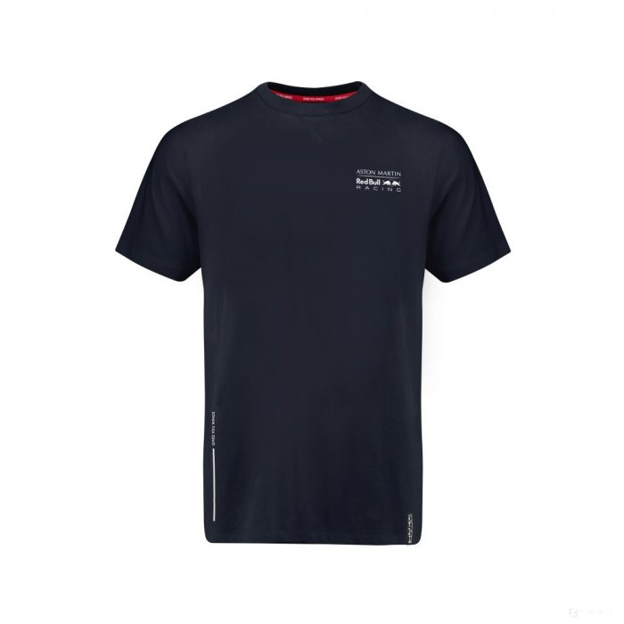2018, Blue, XXL, Red Bull Round Neck Seasonal T-shirt