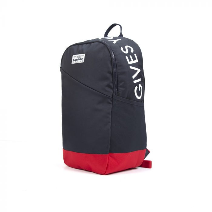 2018, Blue, 44x32x20 cm, Red Bull Lifestyle Backpack