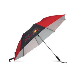 2018, Blue, Red Bull Logo Compact Umbrella