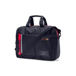 2019, Blue, 42x32x11 cm, Puma Red Bull Messenger Bag