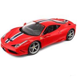 2018, Red, 1:18, Ferrari Ferrari 458 Model Car