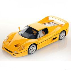 2018, Yellow, 1:18, Ferrari Ferrari F50 Model Car