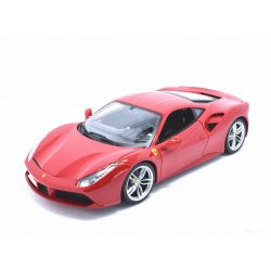 2018, Red, 1:18, Ferrari Ferrari 488 GTB Model Car
