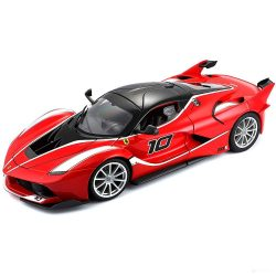 2018, Red, 1:18, Ferrari Ferrari FXX-K Model Car
