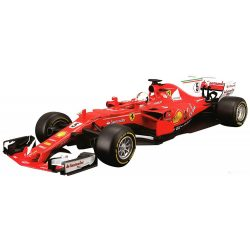 2017, Red, 1:18, Ferrari SF70H Vettel Model Car