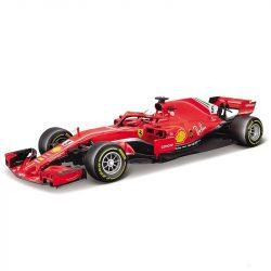 2018, Red, 1:18, Ferrari SF71H Vettel Modell Car