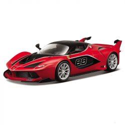 2018, Red, 1:18, Ferrari Ferrari FXX-K #88 Model Car