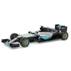 2018, Silver,1:18, Mercedes W07 Hamilton Modell Car
