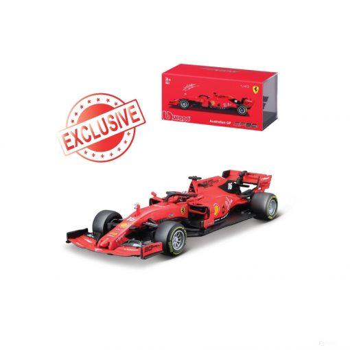 Ferrari SF90 Charles Leclerc Model Car, Red, 2020 - FansBRANDS